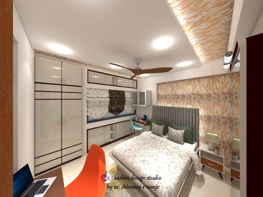 moden children's bedroom