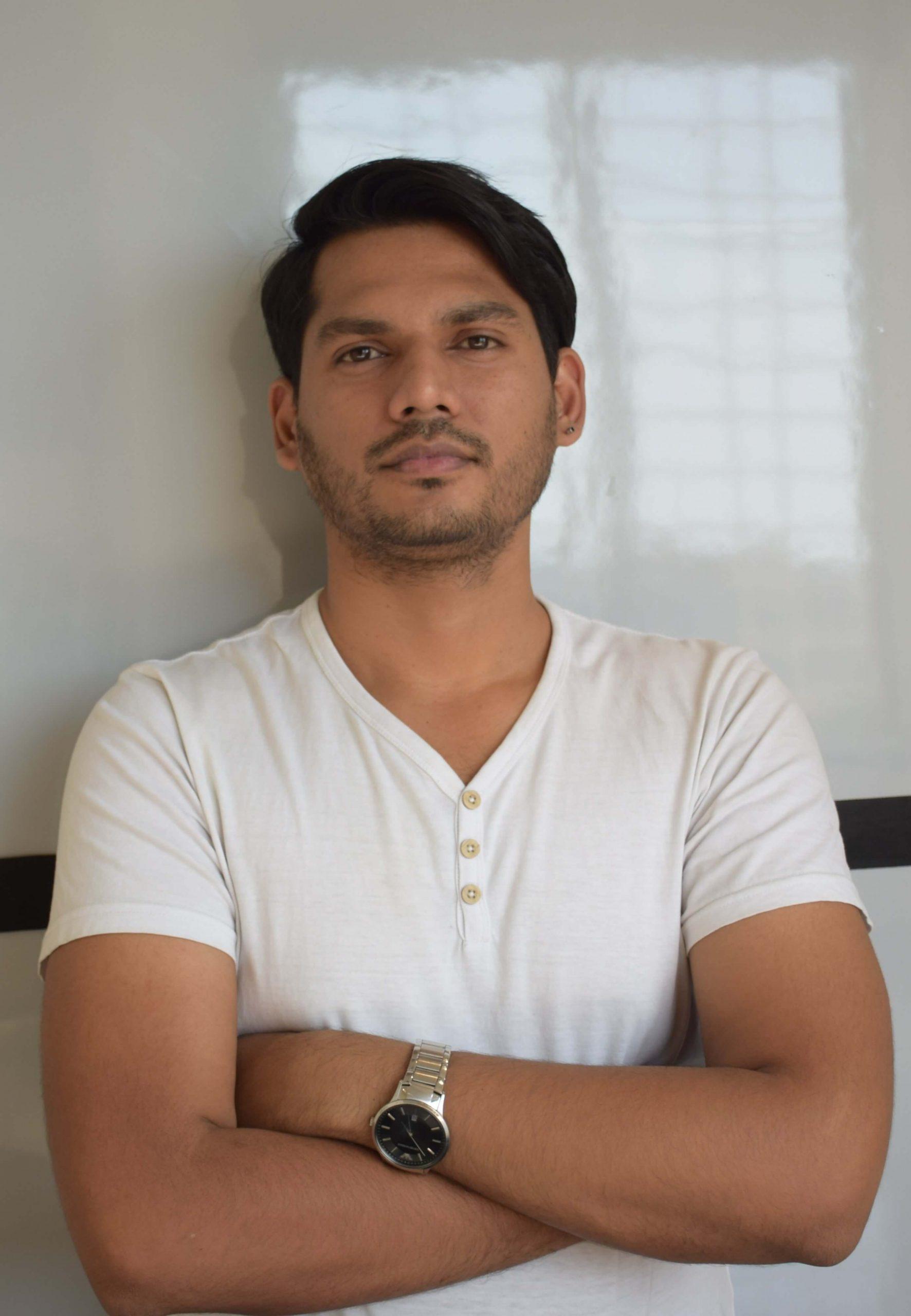 Portrait picture of a man