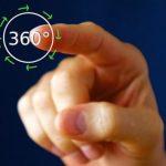 hand, finger, button