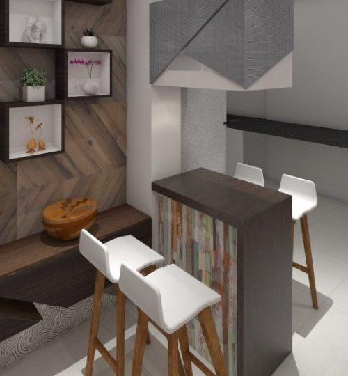 Kitchen- breakfast table extension